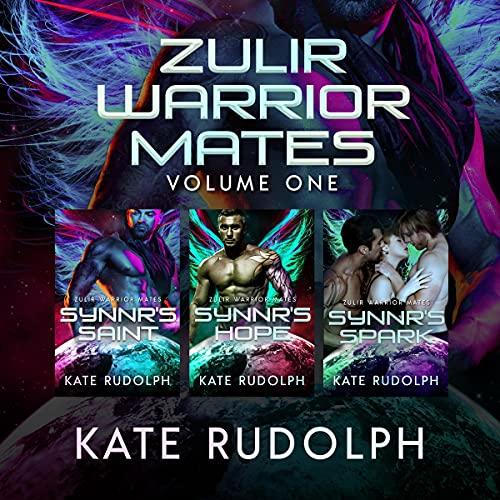 Zulir Warrior Mates Volume One: Fated Mate Alien Romance
