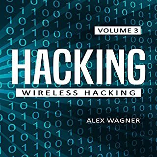 Hacking: Wireless Hacking, Book 3 audiobook cover art
