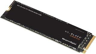 WD BLACK SSD SN850 de 1 TB SSD interna para juegos, tecnología PCIe Gen. 4, velocidades de lectura de hasta 7000MB/s, M.2...
