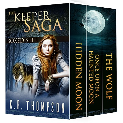 Download The Keeper Saga: Hidden Moon, Once Upon a Haunted Moon, and The Wolf (Boxed Set Book 1) (English Edition) B014JOV25Y