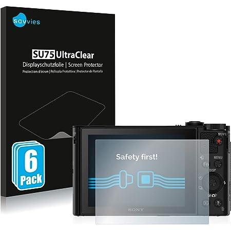 Atfolix Panzerfolie Kompatibel Mit Sony Dsc Wx500 Kamera