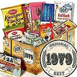 Original seit 1979 / DDR Schoko Geschenke / Geschenke 40. Geburtstag