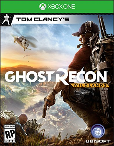 Tom Clancy's Ghost Recon Wildlands (la portada puede variar) – Xbox One