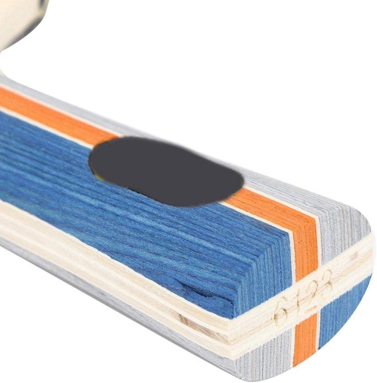 Okuyonic Control de Tenis de Mesa Ping Pong Paddle Raqueta de Tenis de Mesa Caucho para Equipos Deportivos