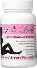 PureBody Vitamins – The #1 Butt and Breast Enhancement Supplement –..