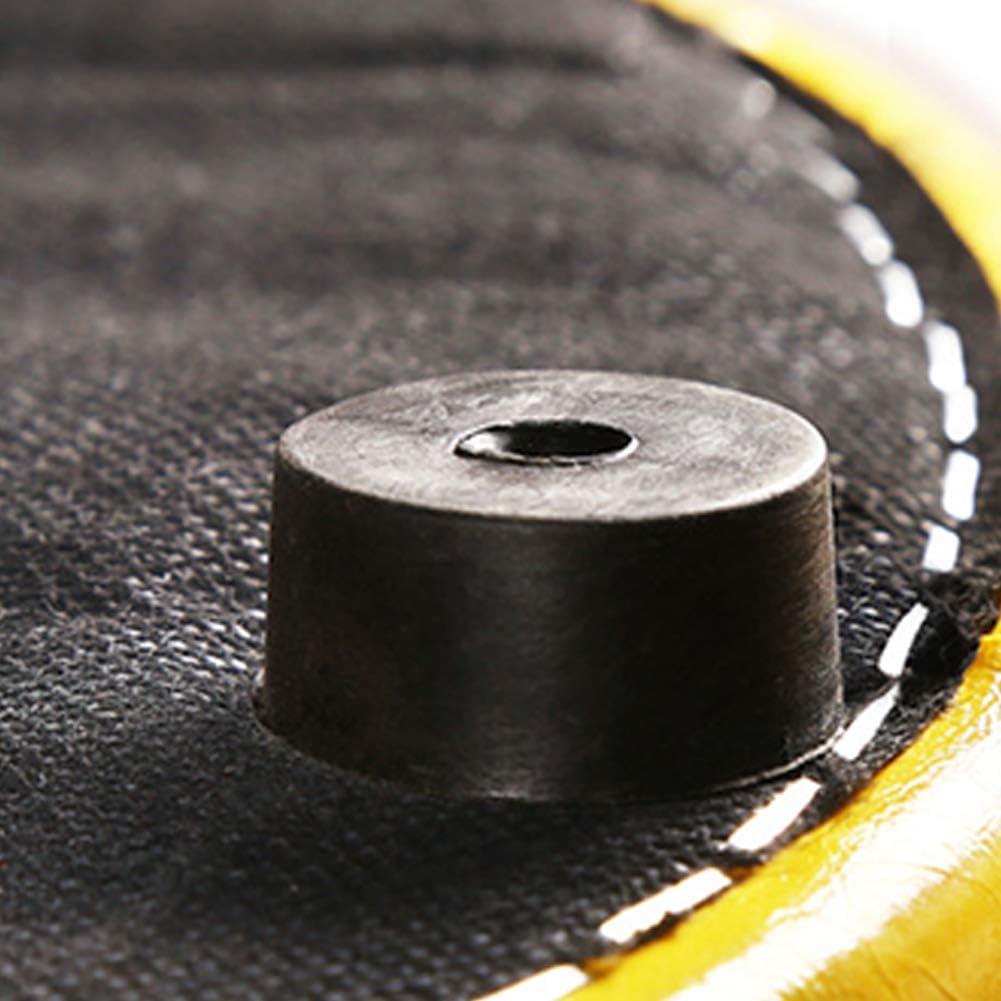 Tabouret bas en cuir PU en bois massif, pratique, coloré, simple, résistant à l'usure, canapé à chaussures, tabouret à langer, haute 35/40/45 cm rouge-C Vert-b.