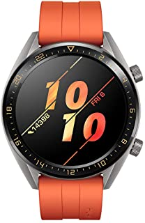 Huawei Watch GT Active Smartwatch (3.53cm (1.39inch) AMOLED Touch Screen, GPS, Fitness Tracker, Heart Rate Monitor, 5 ATM ...