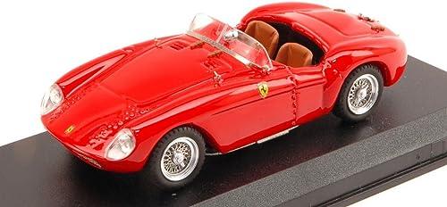 Art-Model AM0320 Ferrari 500 MONDIAL Prova 1954 rot 1 43 MODELLINO DIE CAST kompatibel mit