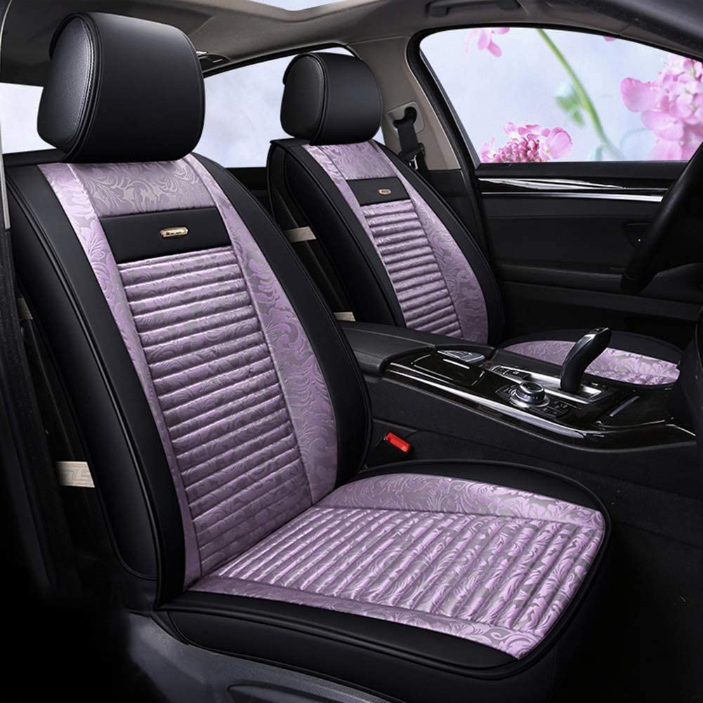 XYSQ Luxury Financial sales sale Car Seat Covers A surprise price is realized Full C Front Set Rear Universal