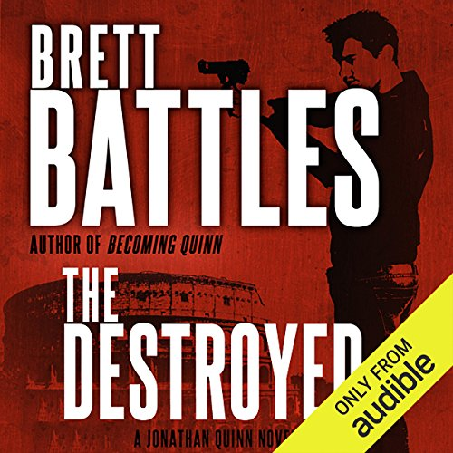 The Destroyed audiobook cover art