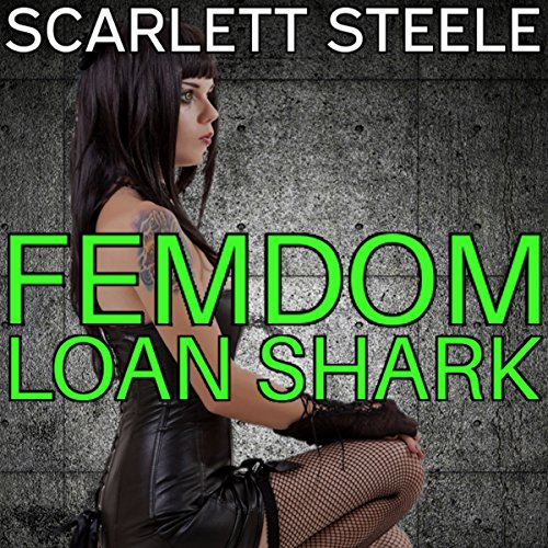Femdom Loan Shark audiobook cover art