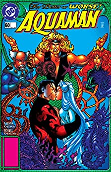 Aquaman (1994-2001) #60 by [Erik Larsen, Gary Carlson, Eric Battle, Tanya Horie, Todd Klein, Norm Rapmund, Michael William Kaluta, WildStorm FX]