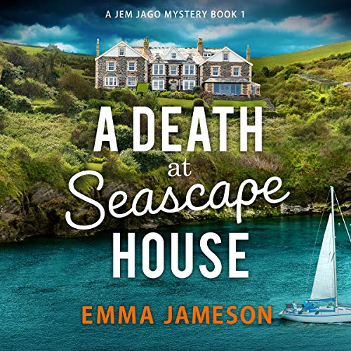 A Death at Seascape House cover art