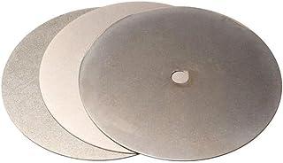 3枚6インチ 240 600 3000 粒ダイヤモンドホイールダイヤモンドコーティングダイヤモンド研削ディスク研削砥石