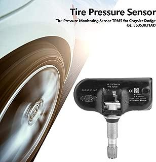 Pangding Sensor de presi/ón de neum/áticos TPMS para Coche Sensor de monitorizaci/ón de presi/ón de neum/áticos TPMS para Chryslers Dodges 56053031AD