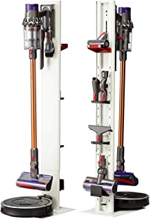 WALL クリーナースタンドV3 ロボット掃除機設置機能付き サテンホワイト