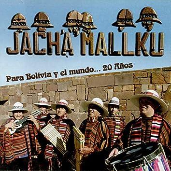 Para Bolivia y el Mundo... 20 Años