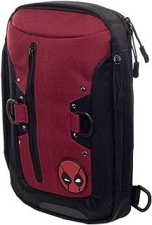Deadpool Mini Backpack Deadpool Accessories Deadpool Bag - Deadpool Backpack Deadpool Sling Bag