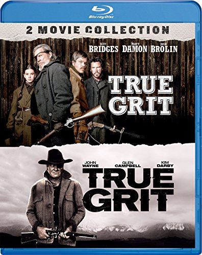 True Grit 2-Movie Collection (Blu-ray) $4.99 @ Amazon