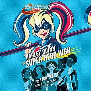 Harley Quinn at Super Hero High cover art