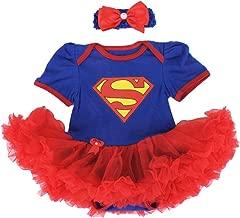 Baby Cotton Summer Toddler Romper Bodysuit with Headband