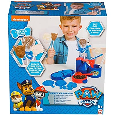 Cheap Paw Patrol Sweet Creations Chocolate Lolly Maker