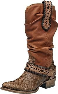 Cuadra Python Western Boots 1X09PH