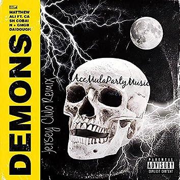 Demons (feat. CashCobain, GMGB & DaiDough)
