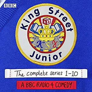 King Street Junior cover art