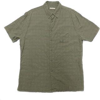 Age of Wisdom Men's Short Sleeve Woven Shirt