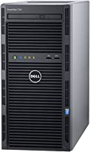 Dell PowerEdge T130 Server 1x G4500 3.5GHz 2C 8GB 1x 1TB 7.2K S130 (Renewed)