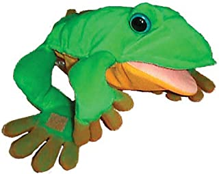 Music Treasures Co. Freddie the Frog Hand Puppet