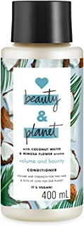 Love Beauty and Planet Conditioner Coconut Water and Mimosa Flower, 400ml
