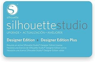 Silhouette Studio Designer Edition to Designer Edition PLUS