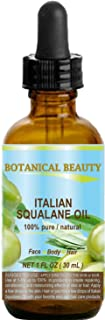 SQUALANE Italian. 100% Pure/Natural/Undiluted Oil. 100%