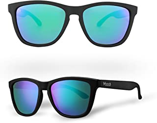Polarized Lightweight Sunglasses for Men and Women -Unisex Sunnies for Fishing Beach Running Sports and Outdoors