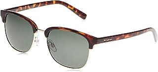 Polaroid Men's PLD 1012/S Round Sunglasses