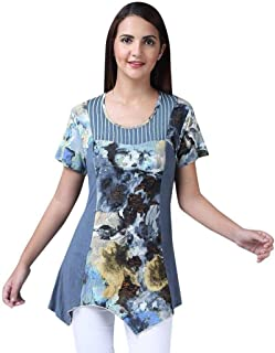Women's Marian Short Sleeve Tunic Top