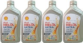 4 Oleo De Motor Shell Helix Ultra 5w30