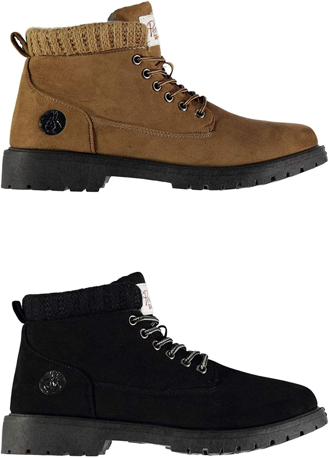Original Penguin Tiger Ankle Boots Mens shoes Footwear