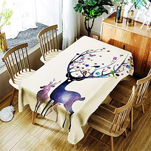 Grand danger Picnic Couverture Réutilisable Table Nappe Plastique Table de camping imperméable