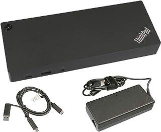 Lenovo USB-C/USB 3.0 replicador de Puertos Incl. 135W Cargador para la série Medion Akoya P6687