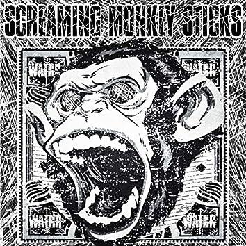 Screaming Monkey Sticks