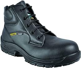 COFRA Liquid Men's Work Boots (CSA), Black