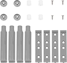 DOITOOL 4 Set Magnetische Push Latches Heavy Duty Push Release Touch Klink Sluiting Pop Out Klink Push naar Open Kabinet H...