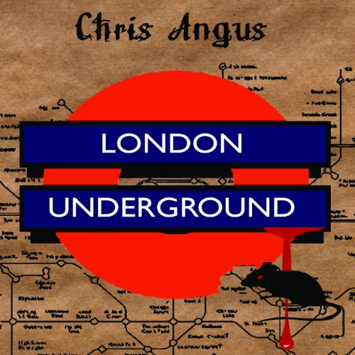 London Underground audiobook cover art