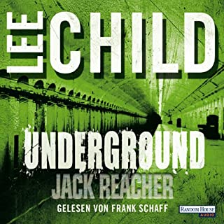 Underground audiobook cover art