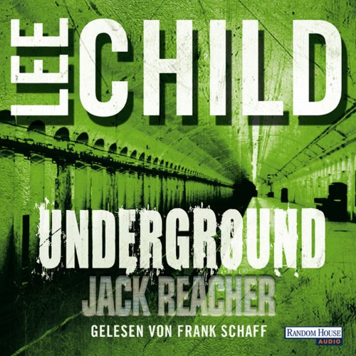 Underground (Jack Reacher 13) [German Edition] audiobook cover art
