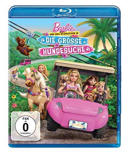Barbie und ihre Schwestern in: Die große Hundesuche [Blu-ray]