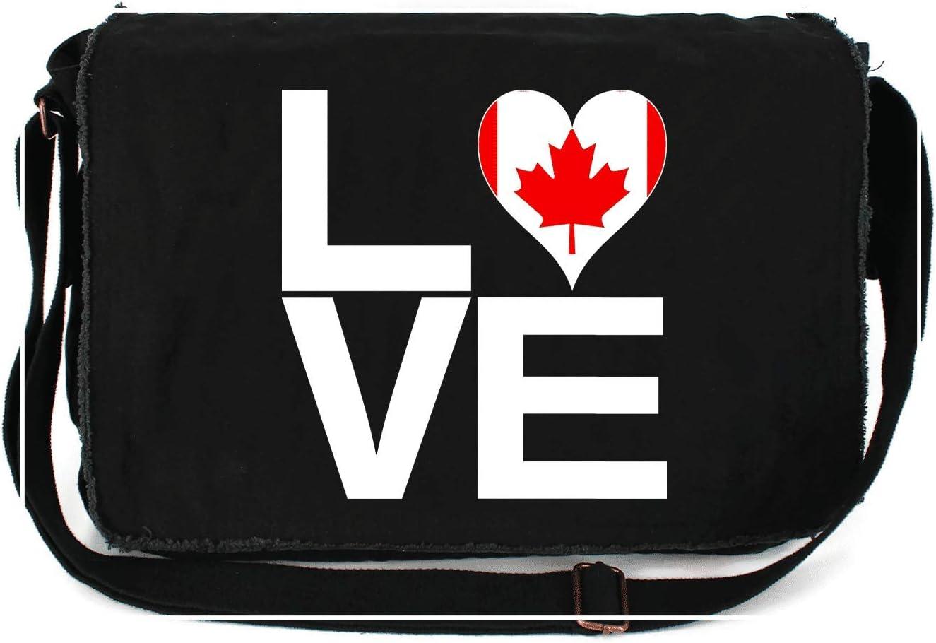 HARD EDGE Max 72% OFF DESIGN Detroit Mall Love Block Canada Heart Raw Printed Edge Custom